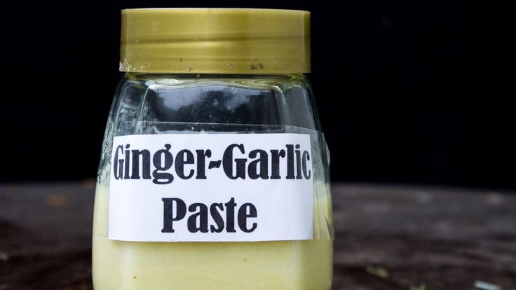 How To Make And Store Ginger Garlic Paste At Home With Some Useful Tips ...