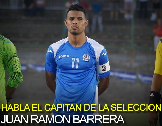 Reporte FutbolNica: Habla El Capitan de Nicaragua