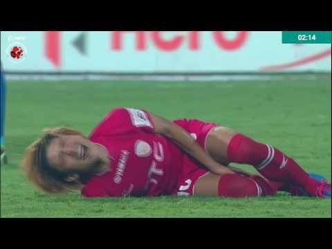 FC Goa vs Northeast United. - http://www.footballreplay.net/football/2016/11/11/fc-goa-vs-northeast-united/