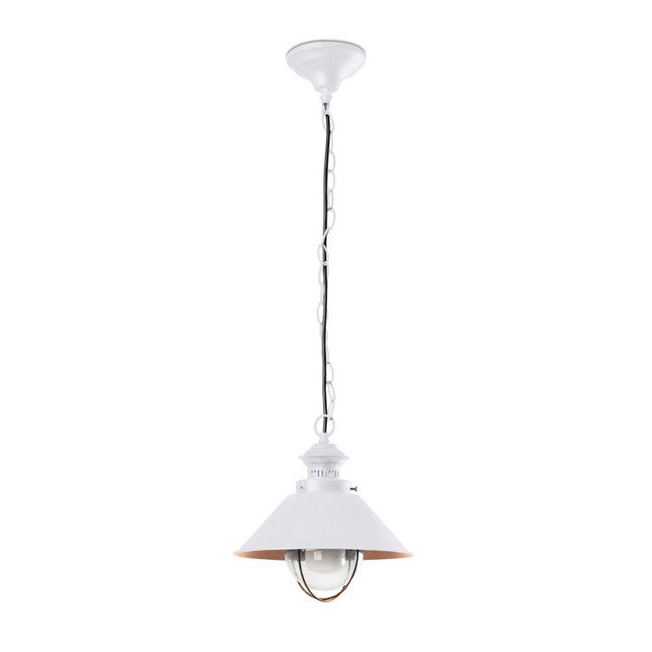 Lámpara de techo colgante estilo marinero pinterest