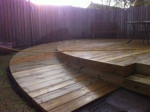 A Deck And Ramp That Could Really Work At My Place