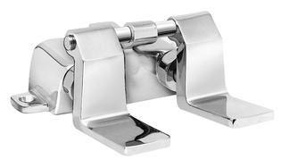 Pedal Stool Sink : dual foot pedal valve steel dual foot pedal kitchen redo kitchen sinks ...