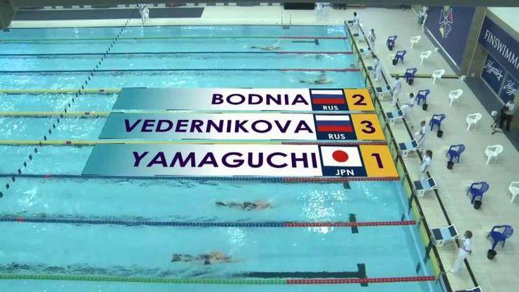 Плавание в классических ластах, 200 м.  Девушки - http://sportmetod.ru/video/swimming/plavanie-v-klassicheskikh-lastakh-200-m-dev-2.html