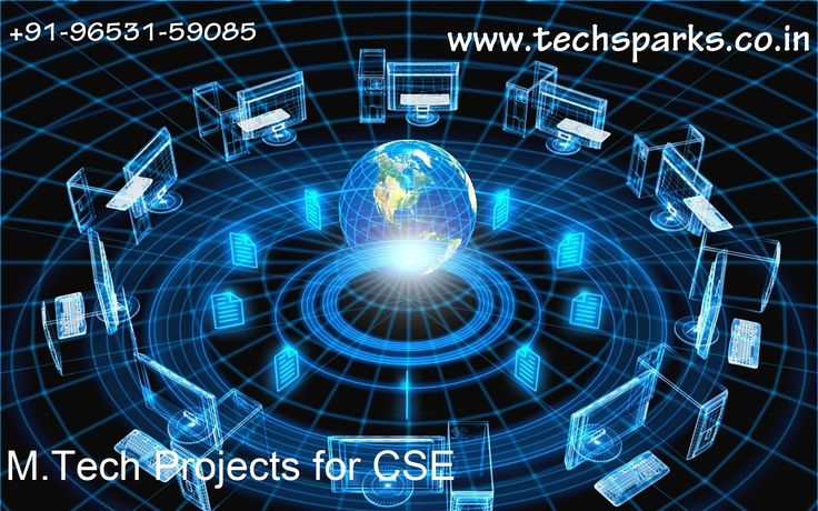 M.Tech projects for CSE
