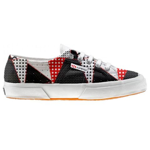 Shoe Superga cutomized Continuity Texture