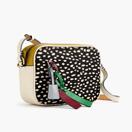 j.crew is really on it with their new purse collection