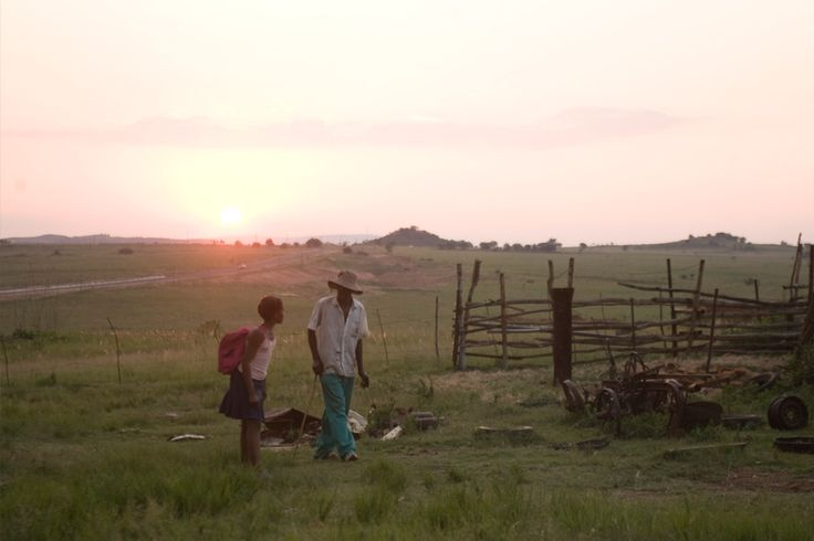 South African village - in Life, Above All (dir. Oliver Schmitz, 2010)