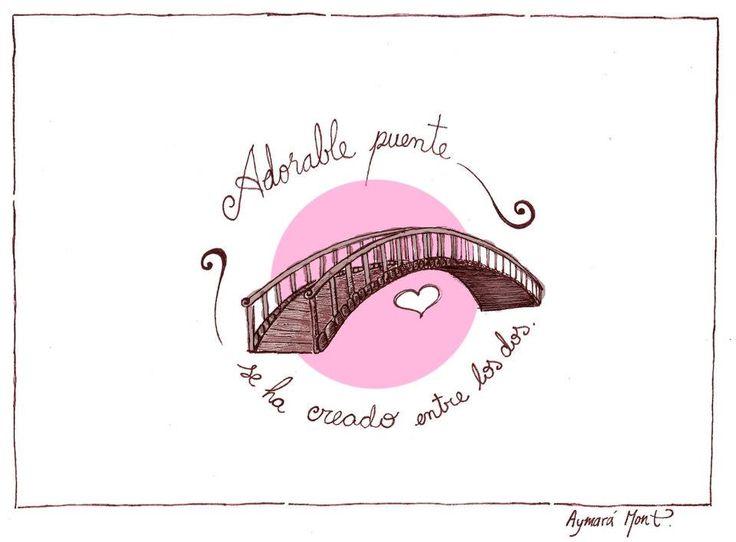 """uno de """"Puente"""" por el Maestro Gustavo Cerati."""