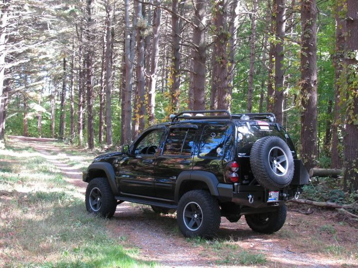 Lets See All Your Lifted Liberty KJ's!!! - Page 16 - JeepForum.com
