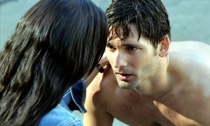 Pin for Later: The Hottest Shirtless Guys in Movies Eric Bana, Hulk Eric Bana looks great as Bruce Banner in 2003's Hulk; just don't make him angry.