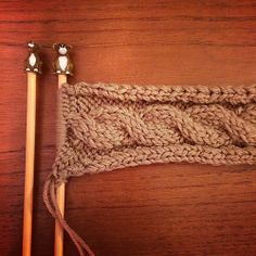 Ravelry: Cable Knit Headband pattern by Anna Devine