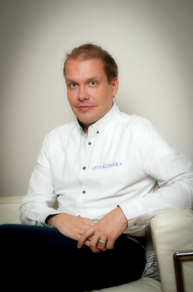 Niko Laiho, klinikan johtaja