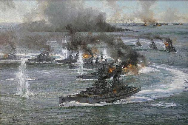 Os 100 Anos da Batalha da Jutlândia | maritimo