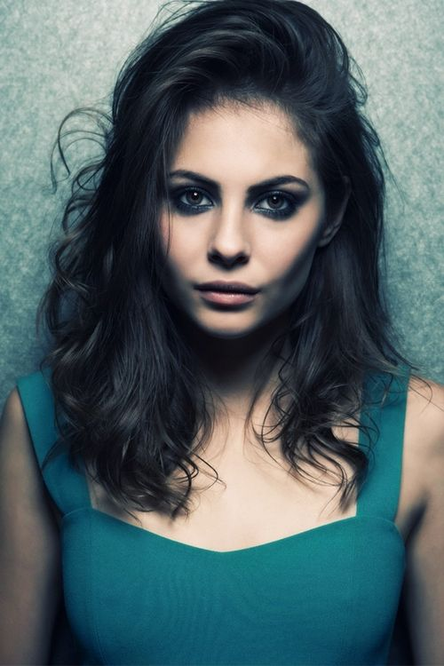 Willa Holland as Alaska Young in Looking For Alaska