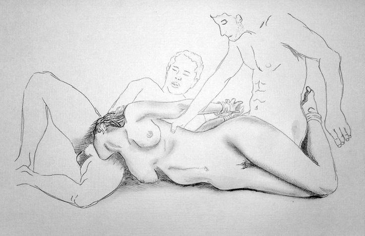 Draw mature art