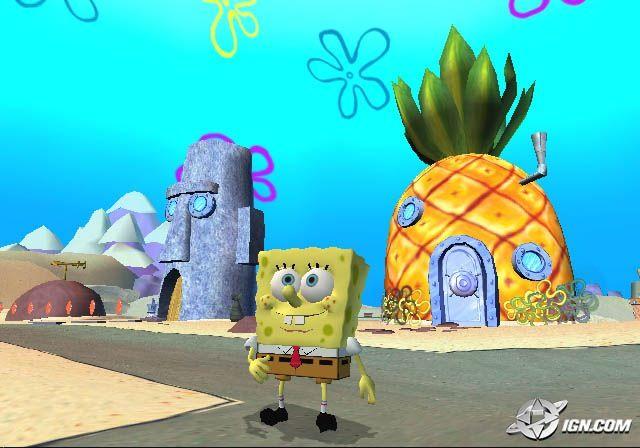 Cheats spongebob squarepants battle for bikini