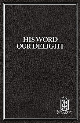His Word Our Delight - Northwestern Publishing House - Frustrations, limitations, and sin are not foreign to servants in Christ's church. In moments of struggle, turn to God's Word to find hope, comfort, and encouragement. These 96 devotions offer the reader opportunities to ponder God's promises. Law and gospel, sin and grace, are clearly presented in this collection of readings originally written by Northwestern College professors for student chapel services.
