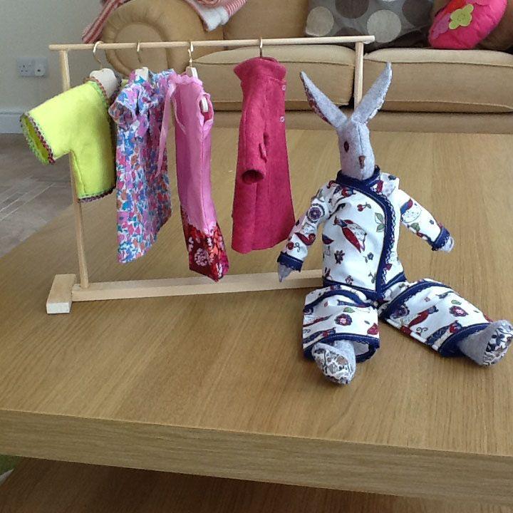 Dorothy's wardrobe