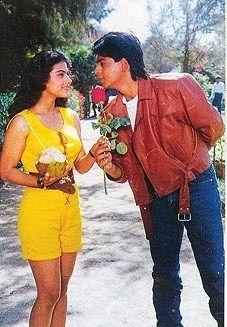 Shahrukh Khan and Kajol - Baazigar (1993)
