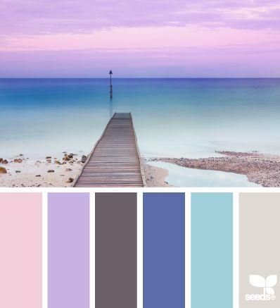 bleu, rose, gris, féminin