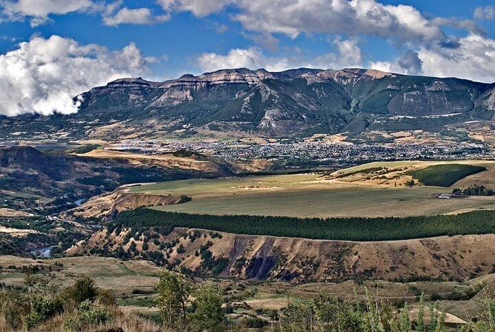 Coyhaique, patagonia