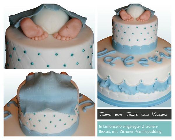 Shower Cake/ Birthday cake infant