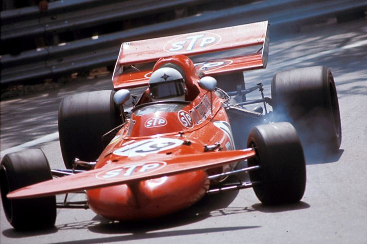 March 1971 Alex Soler-Roig Spain GP