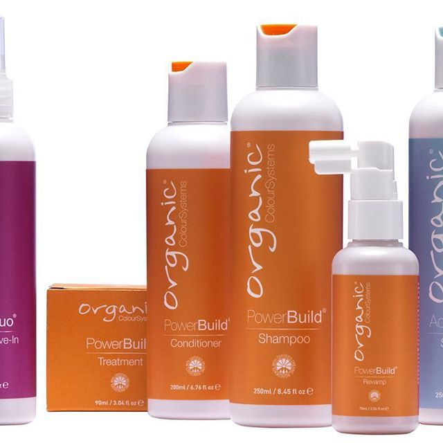 This stuff actually improves hair condition. Haircare that works! #organic #organiccoloursystems #haircare #proteintreatment #hairrepair #hair #hairdressing #ocsaustralia #salononly