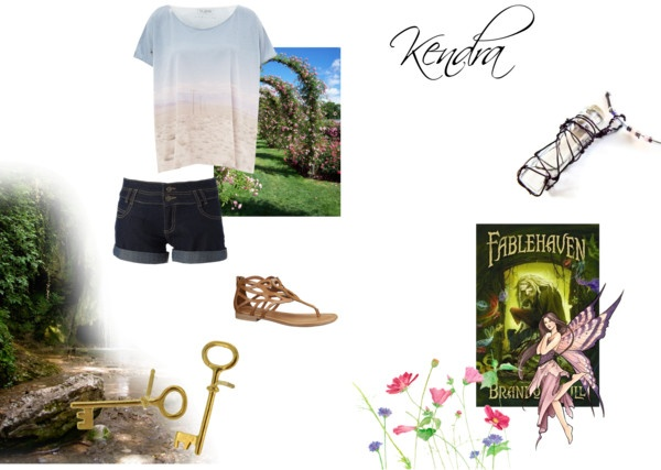 """""""Kendra-Fablehaven"""" by mkitten999 on Polyvore"""