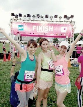 ランガール★ナイト #anecan #run #running #cordinates #ootd #outfits