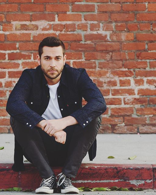 Zachary Levi by Eric Blackmon #ericblackmon #zacharylevi