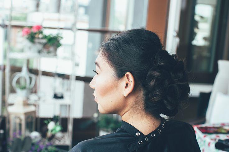 Bruduppsättning – frilansjobb i Stockholm