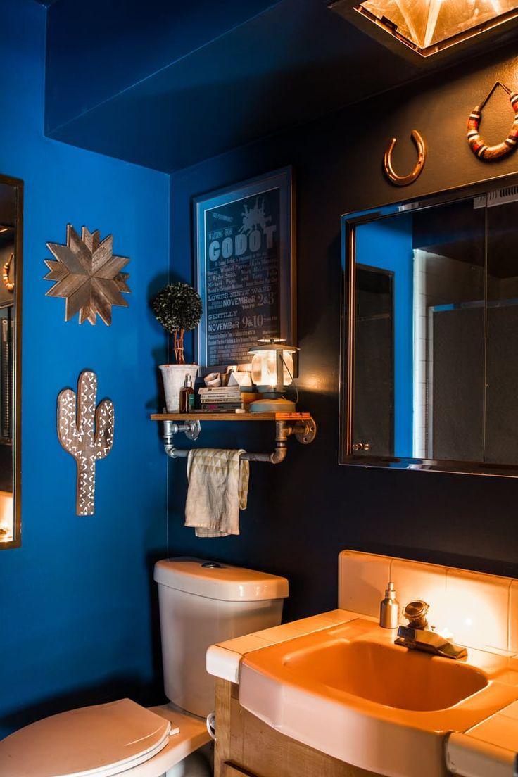 79 best Tiny Bathroom images on Pinterest | Bathrooms, Bathroom and ...