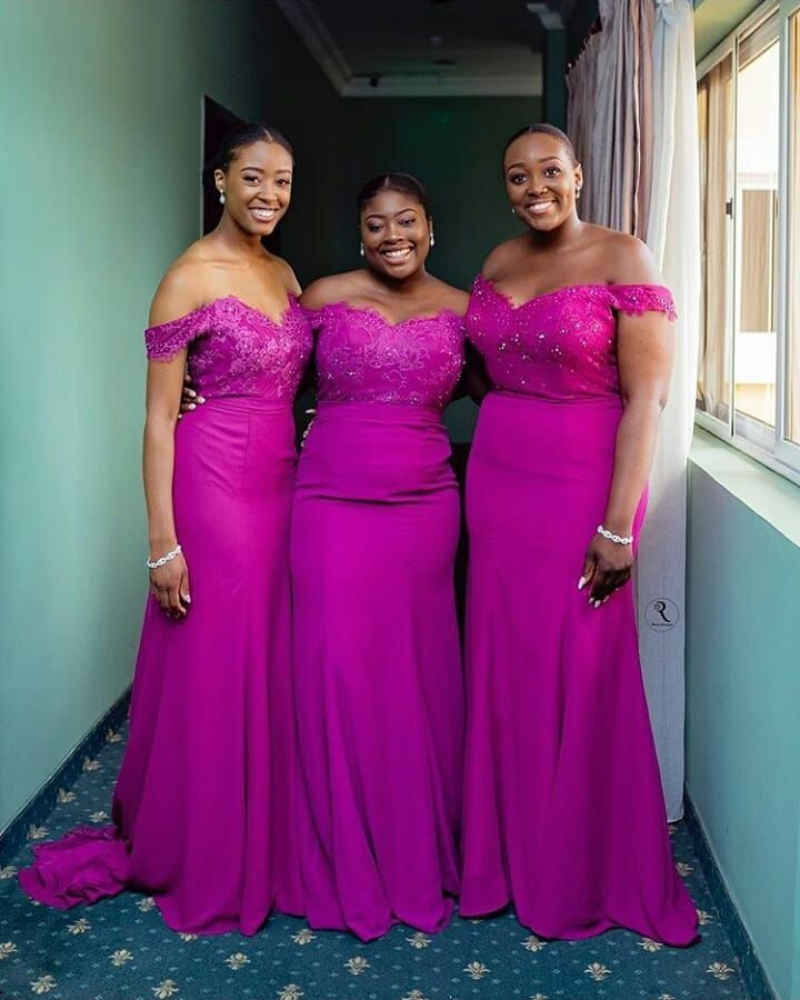 Beauties Bridesmaids Photography By Reflex Images Weloveghanaweddings Bridesmaid Dresses Bridesmaid Best Gowns