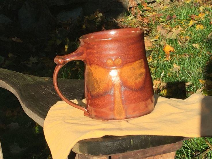 http://richardfisherpottery.com/ Brand New Glaze Coffee Mug