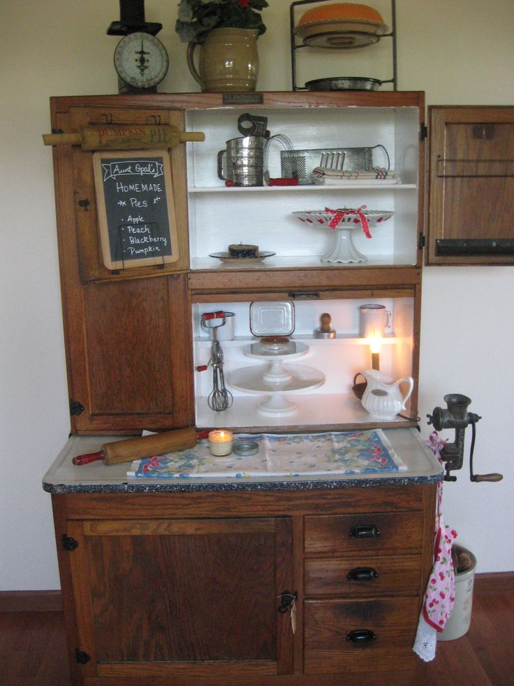 12 best Houser cabinets images on Pinterest | Hoosier cabinet ...