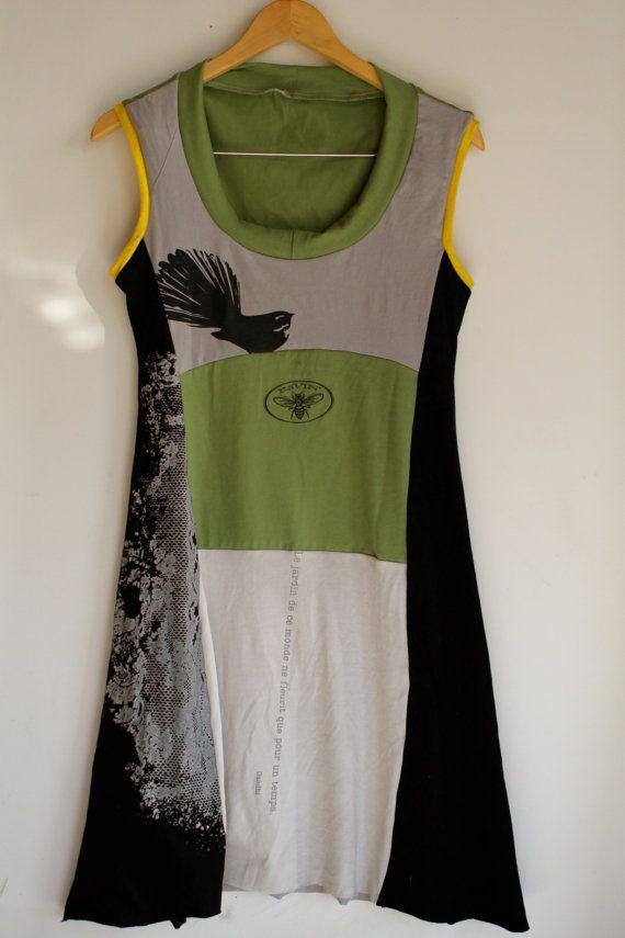 tee shirt tank dress