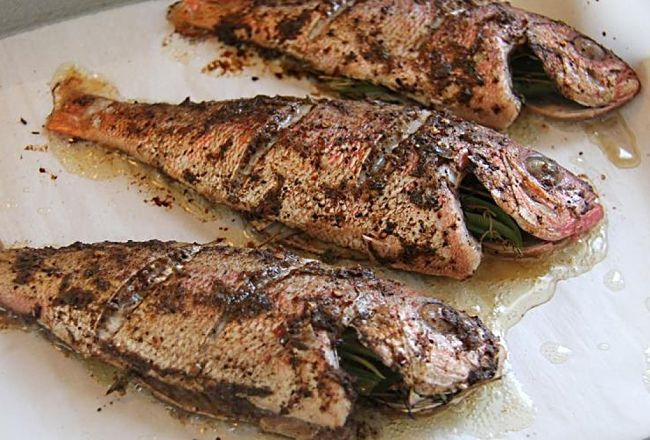 Jerk fish is a real treat for a party or barbecue