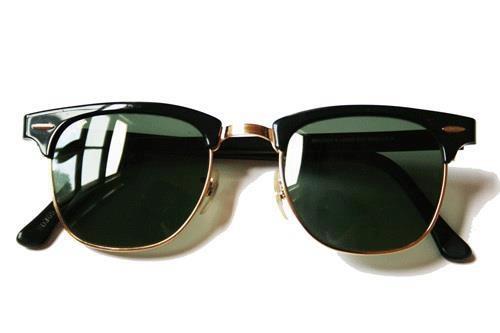 40c4a26266 CLUB MASTER MODELO NEGRO   Moda   Moda, Lentes ray ban, Gafas