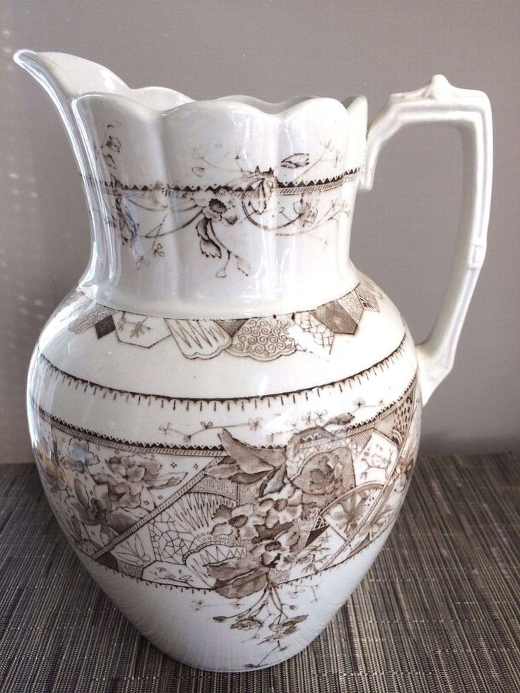 Blue Transferware Flow Blue Ironstone Blue Willow Staffordshire