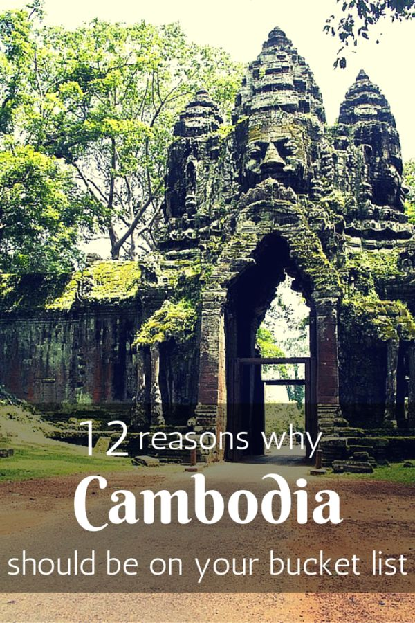 Are you wondering what there is to see in Cambodia? Everyone knows about the Angkor Wat temple but did you know that there are dozens of other architectural gems, and Instagram-worthy area's. By http://wonderluhst.net