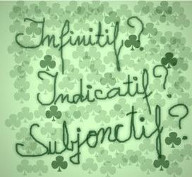 Entraînement en ligne - FLE: Subjonctif, indicatif ou infinitif?