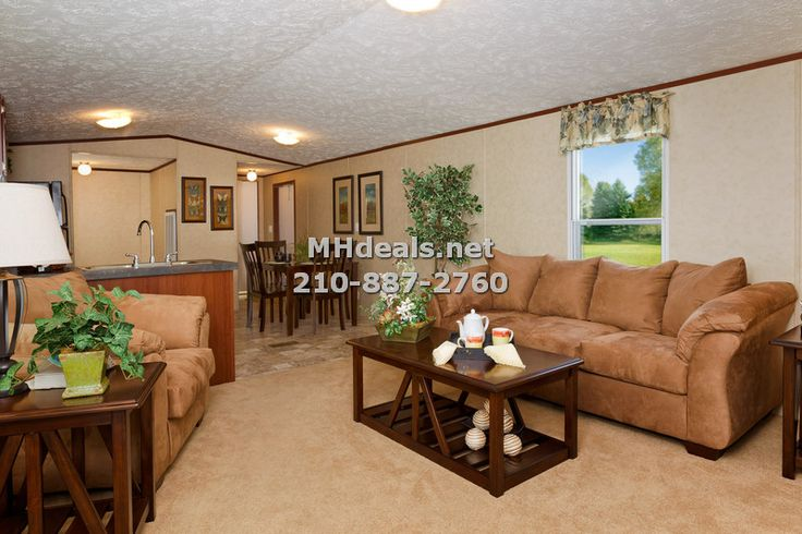 Pictures of small mobile homes