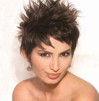 Short+Spiky+Hairstyles+for+Women | short spiky hairstyle Short Spiky Hairstyle . Resolution of this ...