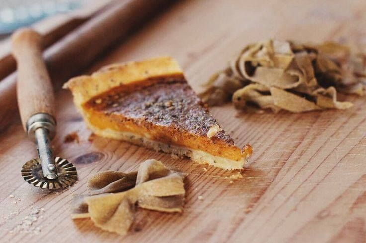 Sütőtökös gluténmentes pite - gyorsan elkészül és finom is.