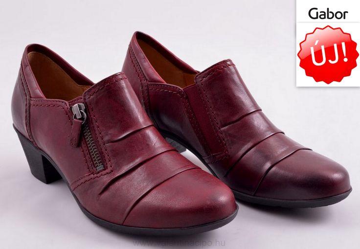 Mai napi Gabor cipő ajánlatunk! Gabor cipők a legjobb minőségi alapanyagok felhasználásával készülnek, így a minőséggel biztosan elégedett lesz :)  http://valentinacipo.hu/gabor/noi/piros/zart-felcipo/146840441  #gabor #Gaborwebshop #Gaborcipő #Valentina_cipőboltok
