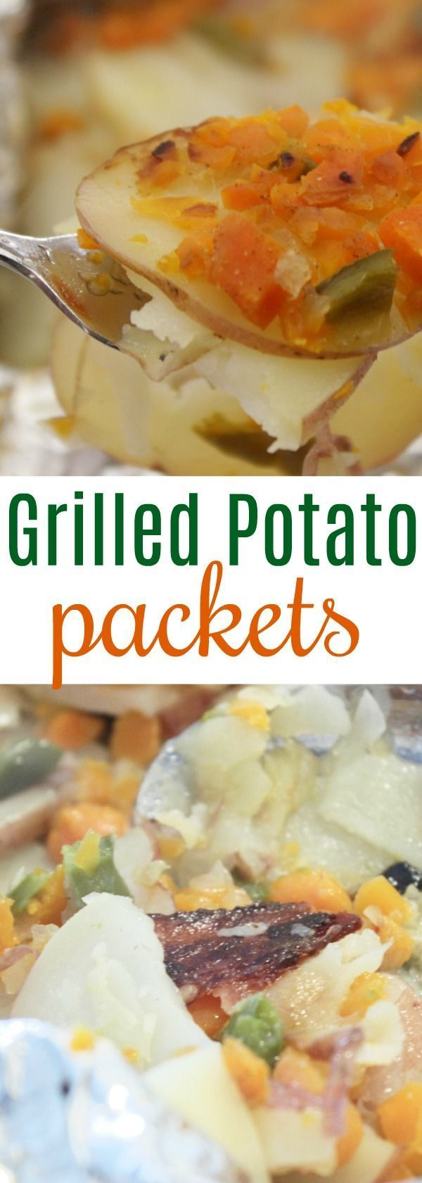 Are you looking for potato side dishes for the barbecue? Aluminum paper packs are the way to go and this …   – Yummy Side Dish Ideas