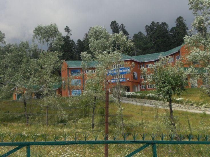 Warfare School