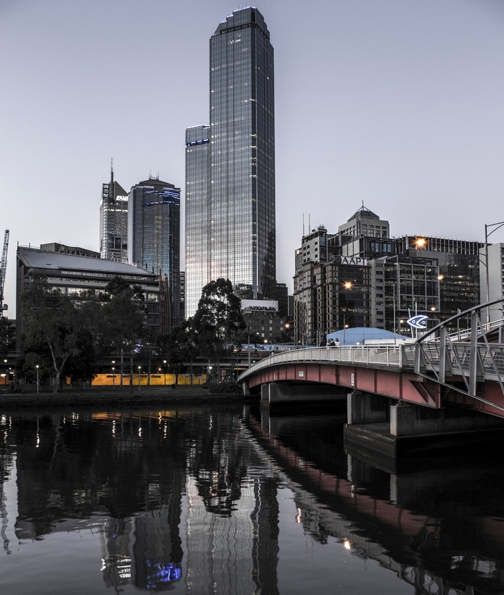 Rialto Towers, Melbourne. Photo credit: GeorgeGroves.me