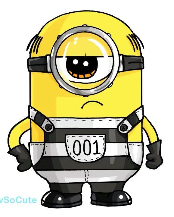 Jail House Minion